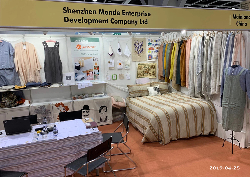 HKTDC HK Int´l Home Textiles and Furnishings Fair 2019